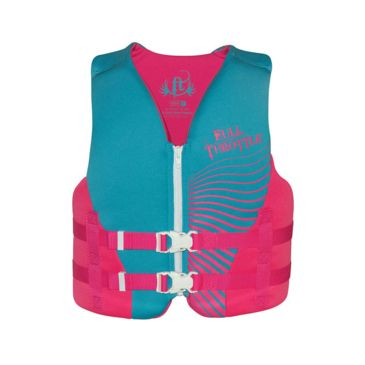 Full Throttle Youth Rapid Dry Vest Brand Full Throttle.