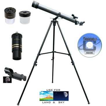 Galileo G-2ht 700x60mm Terrestrial Refractor Telescope Save 50% Brand Galileo.