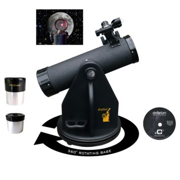 Galileo Dobsonian Table Top Telescope Save 50% Brand Galileo.