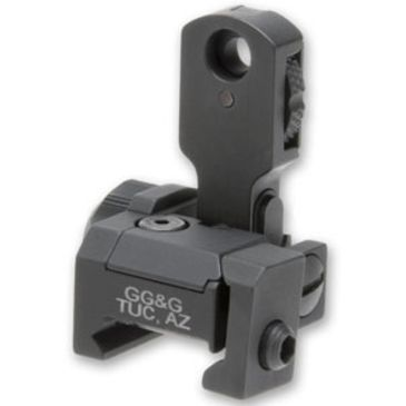 Gg&g Mad Buis Flip Up Rear Sight W/ Ranging Aperture Save 19% Brand Gg&g.