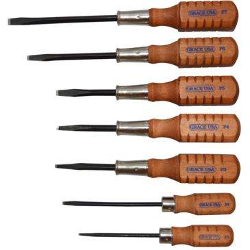 Grace Usa Pistolsmith Guncare Screwdriver Set Save 32% Brand Grace Usa.