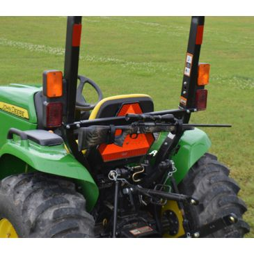 Great Day Tractor And Mower Tag-Along Rack Save 18% Brand Great Day.