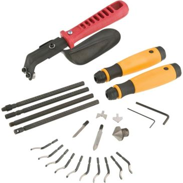 Grizzly Industrial Deburring Set W/ 3 Handlesnewly Added Brand Grizzly Industrial.