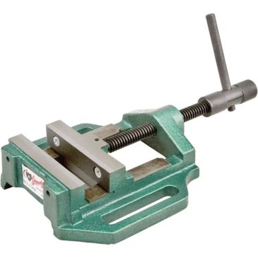 Grizzly Industrial Drill Press Vise W/quick Turning Knurled Handlenewly Added Brand Grizzly Industrial.