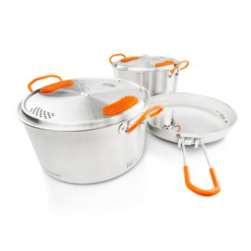 Gsi Glacier Stainless Base Camper Cookwarenewly Added Brand Gsi.