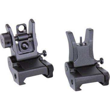 Guntec Usa Guntec Folding Iron Sight Set G2 Thin Profile Black Save $5.96 Brand Guntec Usa.