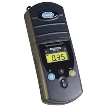 Pocket Colorimeter Ii, Chlorine (free And Total), 5870000 Save 15% Brand Hach.