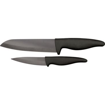 Hen & Rooster 2 Pc Ceramic Knife Set Save 33% Brand Hen & Rooster.