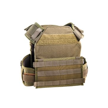 High Speed Gear Modular Plate Carrier W/ Sure Grip Belt Brand High Speed Gear.