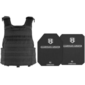 Highcom Security Apc Series Rifle Armor Kit Plate Carrier W/guardian Rstp Ceramic Plates W/uhmwpe Backing Save 10% Brand Highcom Security.