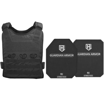 Highcom Security Bpc Series Rifle Armor Kit Plate Carrier W/guardian Ar500 Steel Plates Save $42.70 Brand Highcom Security.