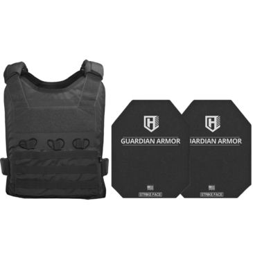 Highcom Security Bpc Series Rifle Armor Kit Plate Carrier W/guardian Rstp Ceramic Plates W/uhmwpe Backing Save 10% Brand Highcom Security.