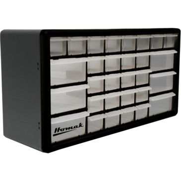 Homak 30-Drawer Parts Organizer Save 23% Brand Homak.