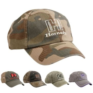 Hornady Logo Cotton Cap Save Up To 30% Brand Hornady.