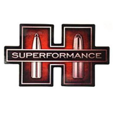 Hornady Superformance Sticker Save 35% Brand Hornady.