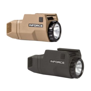 Inforce 200 Lumen Aplc Glock Compact Weapon Lighton Sale Save Up To 39% Brand Inforce.