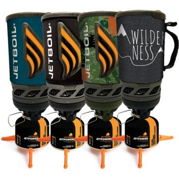 Jet Boil Flash Backpack Cooking System, 1l Brand Jetboil.