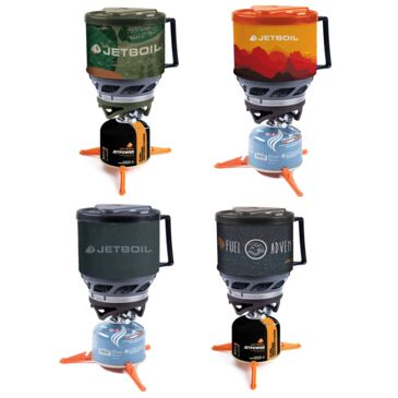 Jet Boil Minimo 6000 Btu/h / 1.75 Kw Personal Backpacking Stove Cooking Systemfree 2 Day Shipping Brand Jetboil.