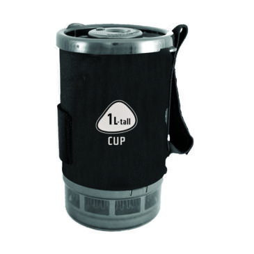 Jet Boil 1.0 L Fluxring Tall Companion Cup Brand Jetboil.