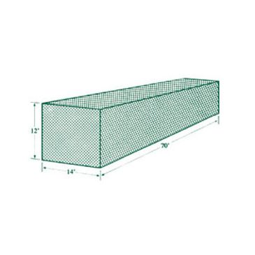 Jugs 1 Batting Cage Nets, Cage 1 Netting Save Up To $65.01 Brand Jugs.