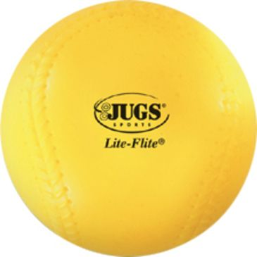 Jugs Lite-Flite Yellow Baseballs Save Up To 19% Brand Jugs.