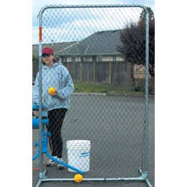Jugs Sports Replacement Net For 6-Foot Quick-Snap Lite Flite Sports Screen - Net Only S4020 Save 15% Brand Jugs.