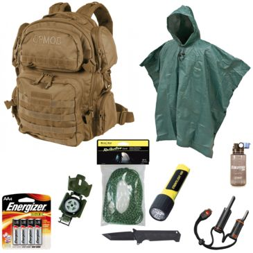 Just The Basics Bug Out Kit Save 18% Brand Opticsplanet.