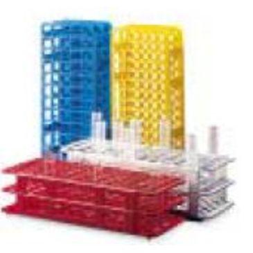 Labnet Universal Test Tube Rack - Polypropylene K567 Brand Labnet.
