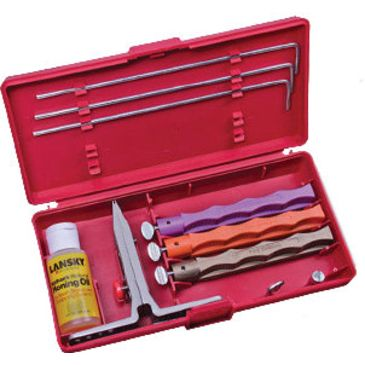 Lansky 3-Stone Standard Diamond System Knife Sharpening Kit Save 18% Brand Lansky Sharpeners.