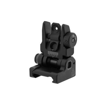Leapers Utg Accu-Sync Spring-Loaded Flip-Up Rear Sight Save 21% Brand Leapers.