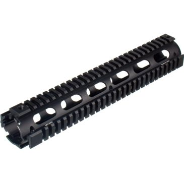 Leapers Utg Pro Model 4/15 Rifle Length Quad Rail System - Black Mtu003best Rated Save 21% Brand Leapers.