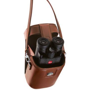 Leica 8x20 Bl Ultravid Binocular W/brown Leather Case Brand Leica.