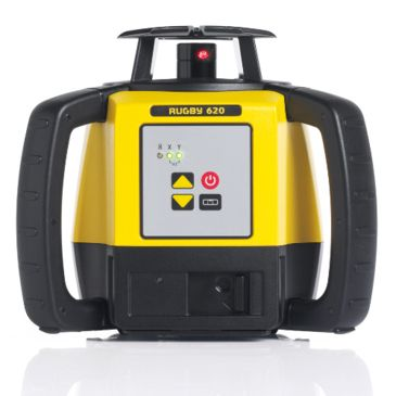 Leica Geosystems Rugby 620 Rotary Self Levelling Survey Laser Brand Leica Geosystems.