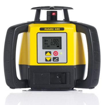 Leica Geosystems Rugby 680 Rotary Self Level Dial In Grade Lasercoupon Available Brand Leica Geosystems.