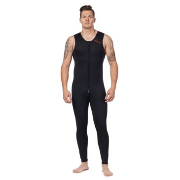 Level Six Farmer John Front Zip Wetsuit - Mens Brand Level Six.