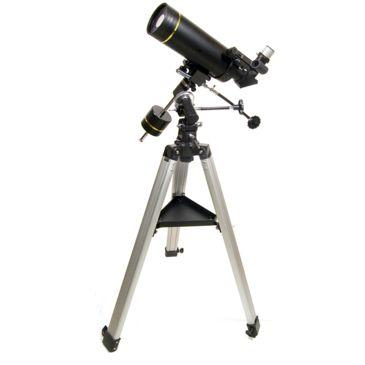 Levenhuk Skyline Pro Mak Telescope, Black, Large, 80 Mm Save $15.67 Brand Levenhuk.
