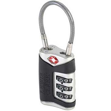 Lewis N Clark Tsa Cable Lock Save 20% Brand Lewis N Clark.