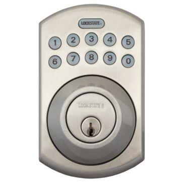 Lockstate Electronic Keypad Deadbolt Save Up To 29% Brand Lockstate.