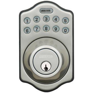 Lockstate Remotelock 5i Wifi Electronic Deadbolt Door Lock Save 14% Brand Lockstate.