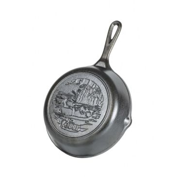 Lodge Wildlife Series Cast Iron Skillet With Duck Scene Save 23% Brand Lodge.