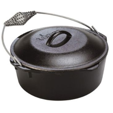Lodge Dutch Oven With Spiral Bail Handle Save Up To 25% Brand Lodge.
