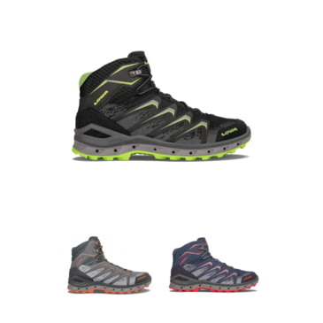 Polo Búsqueda En realidad  Lowa Aerox GTX Mid Surround Hiking Boots - Men's   Up to 31% Off 5 Star  Rating w/ Free Shipping