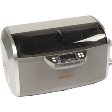 Lyman Turbo Sonic 6000 Ultrasonic Case Cleanersbest Rated Save 23% Brand Lyman.