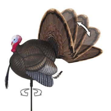 Mad Spin-N Strut Turkey Decoy Save 20% Brand Mad.