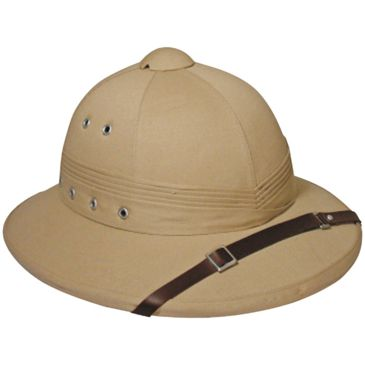Major Surplus Pith Helmet Khaki Brand Major Surplus.