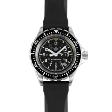 Marathon Watch Canadian Grey Maple Leaf Divers Automatic Wristwatchfree 2 Day Shipping Save 20% Brand Marathon Watch.