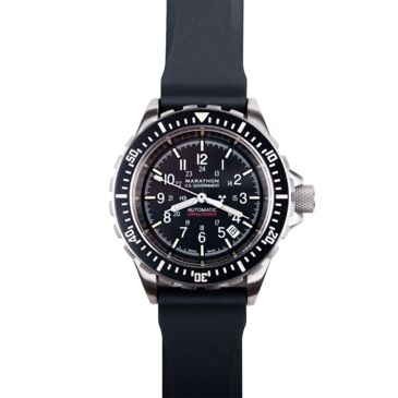 Marathon Watch Search And Rescue Divers Automatic Wristwatch, Gsar Save Up To 20% Brand Marathon Watch.