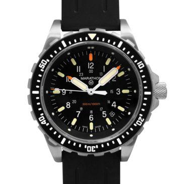 Marathon Watch Search And Rescue Jumbo Divers Wristwatch W/maraglo, Jsar Save 13% Brand Marathon Watch.