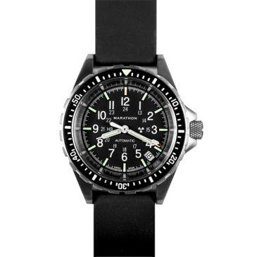 Marathon Watch Search And Rescue Medium Divers Automatic Wristwatchfree 2 Day Shipping Save 15% Brand Marathon Watch.
