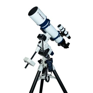 Meade Lx85 5in Refractor Telescope Save 35% Brand Meade.